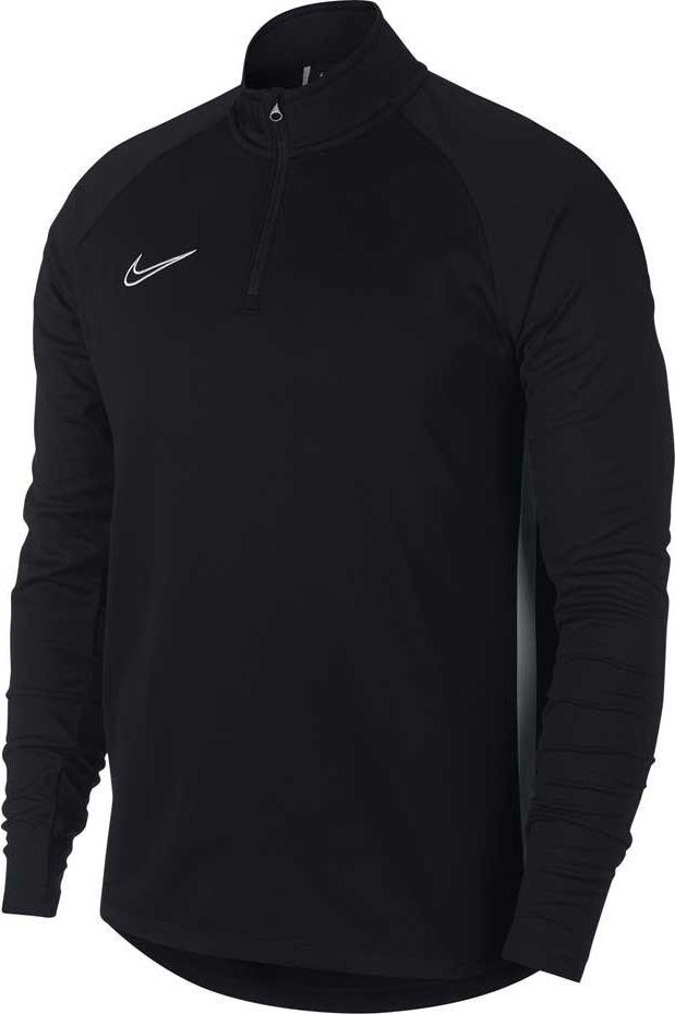 Nike Bluza męska Dry-Fit Academy Drill Top czarna r. S (AJ9708 010) 1