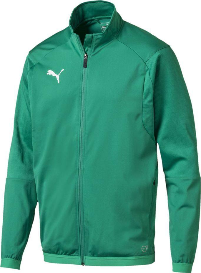 Puma Bluza męska Liga Training Jacket Electric zielona r. S (655687 05) 1