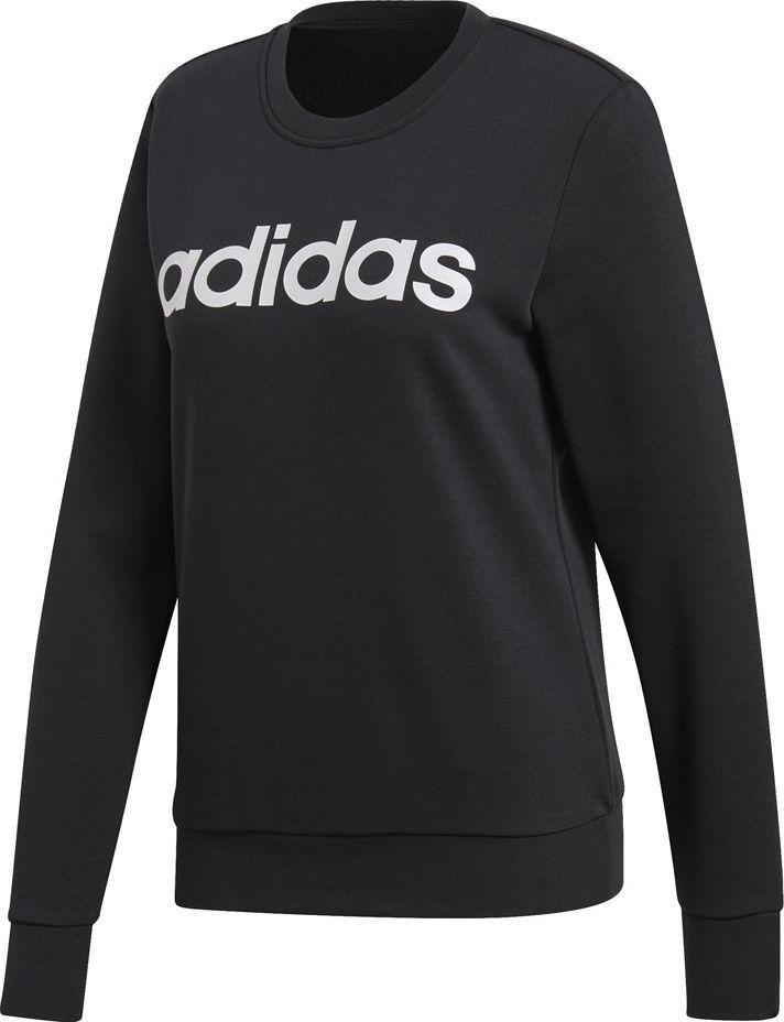 Adidas Bluza damska W Essentials Linear Sweat czarna r. S (DP2363) 1