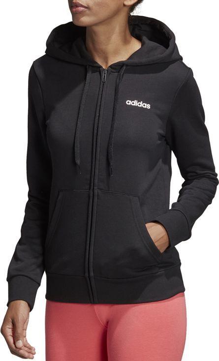 Adidas Bluza damska W Essentials Pln Fz Hd czarna r. S (DP2414) 1