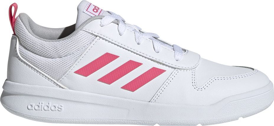 Adidas Buty dla dzieci adidas Tensaur K biało różowe EF1088 40 1