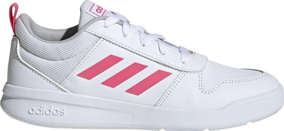 Adidas Buty dla dzieci adidas Tensaur K biało różowe EF1088 38 1