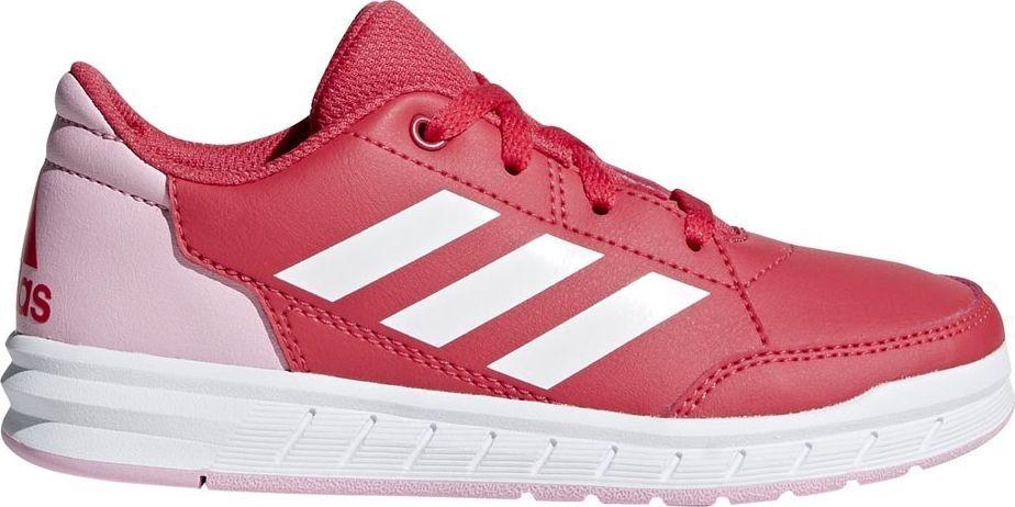 Adidas Buty dla dzieci adidas AltaSport K czerwone D96866 38 1