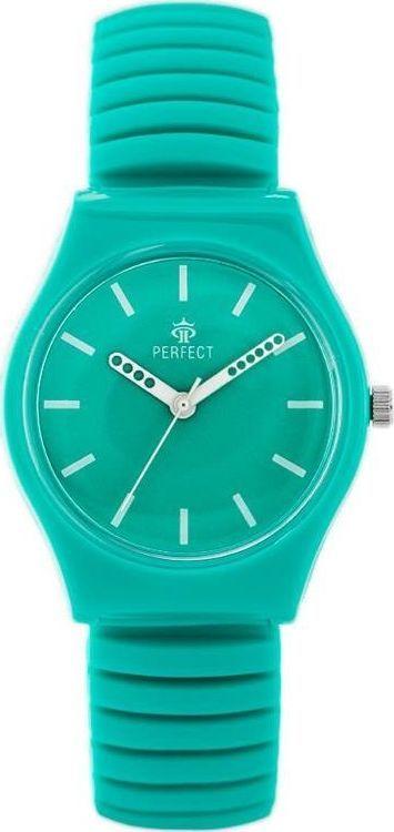 Zegarek Perfect PERFECT S31 - green (zp831g) uniwersalny 1