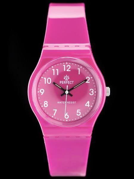 Zegarek Perfect PERFECT A929 - pink (zp803b) uniwersalny 1