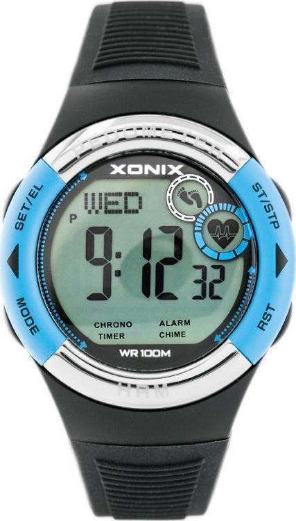 Zegarek Xonix Xonix HRM3-006 - PULSOMETR I KROKOMIERZ (zk044b) uniwersalny 1