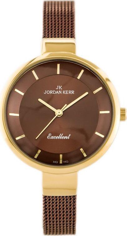Zegarek Jordan Kerr JORDAN KERR - 16802 (zj900d) - antyalergiczny uniwersalny 1