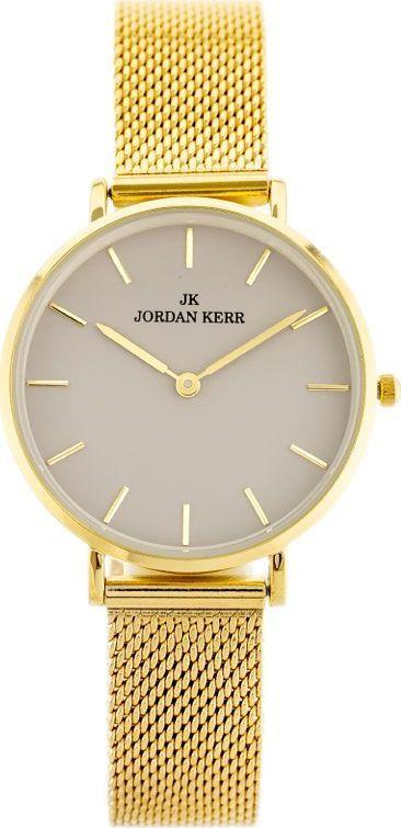 Zegarek Jordan Kerr ZEGAREK DAMSKI JORDAN KERR L1029 (zj977f) uniwersalny ID produktu: 6133040