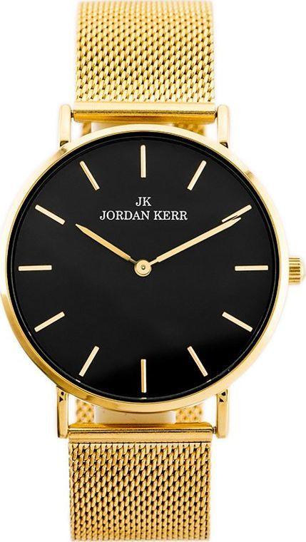 Zegarek Jordan Kerr ZEGAREK DAMSKI JORDAN KERR L1028 (zj973d) uniwersalny ID produktu: 6133060