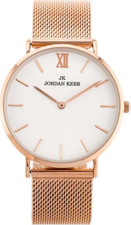 Zegarek Jordan Kerr ZEGAREK DAMSKI JORDAN KERR l1014 (zj972b) uniwersalny ID produktu: 6133070