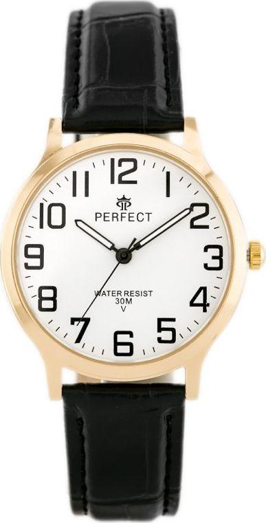 Zegarek Perfect PERFECT KLASYKA A4022-G (zp256b) uniwersalny 1