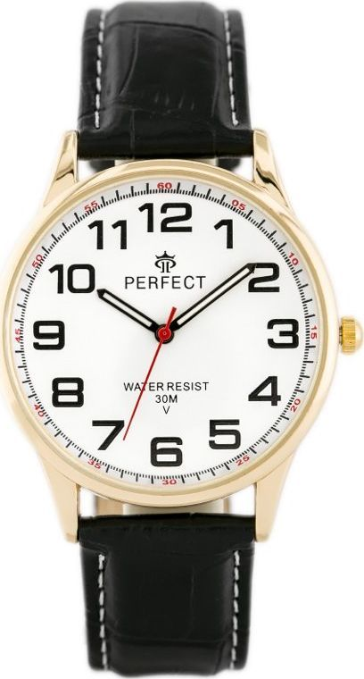 Zegarek Perfect PERFECT KLASYKA (zp253b) uniwersalny 1