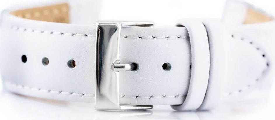 Bisset Pasek skórzany do zegarka BISSET BS-207 - 20mm uniwersalny 1