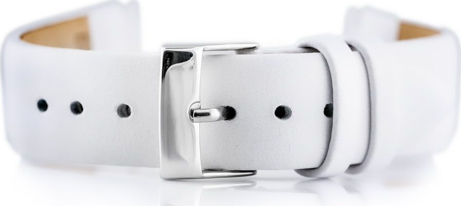 Bisset Pasek skórzany do zegarka BISSET BS-206 - 18mm uniwersalny 1