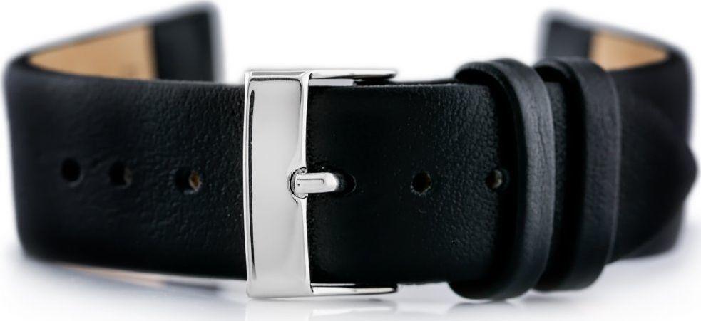 Bisset Pasek skórzany do zegarka BISSET BS-200 - 18mm uniwersalny 1