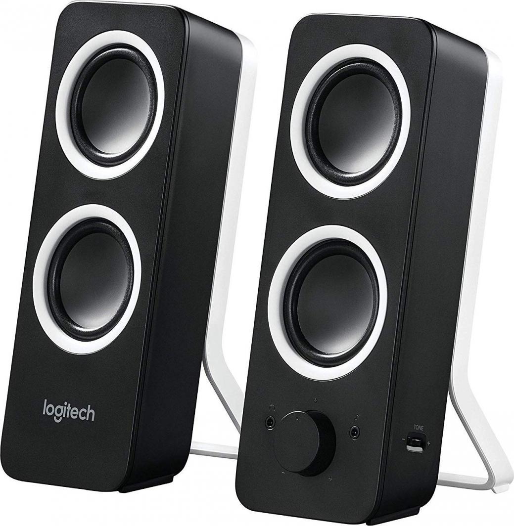 Głośniki komputerowe Logitech Z200 czarne (980-000810) 1