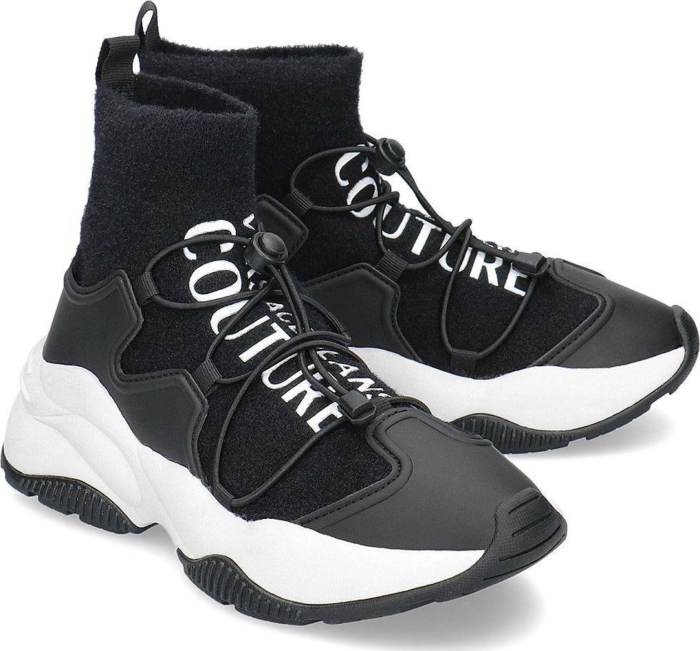 Versace Jeans Buty damskie Couture Fondo Extreme czarne r