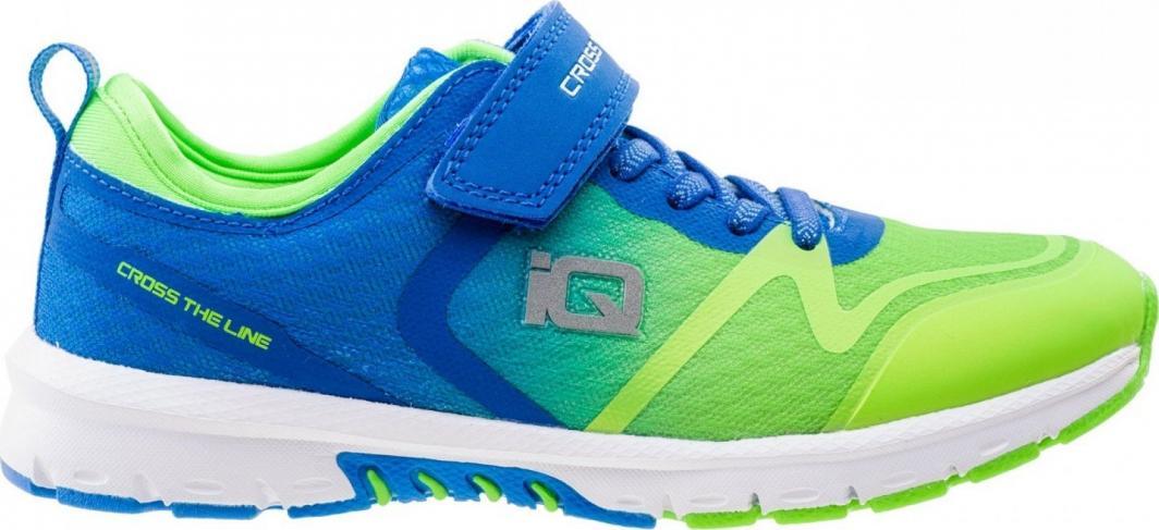 IQ Buty dziecięce Campes Lake Blue/Lime Green r. 30 1