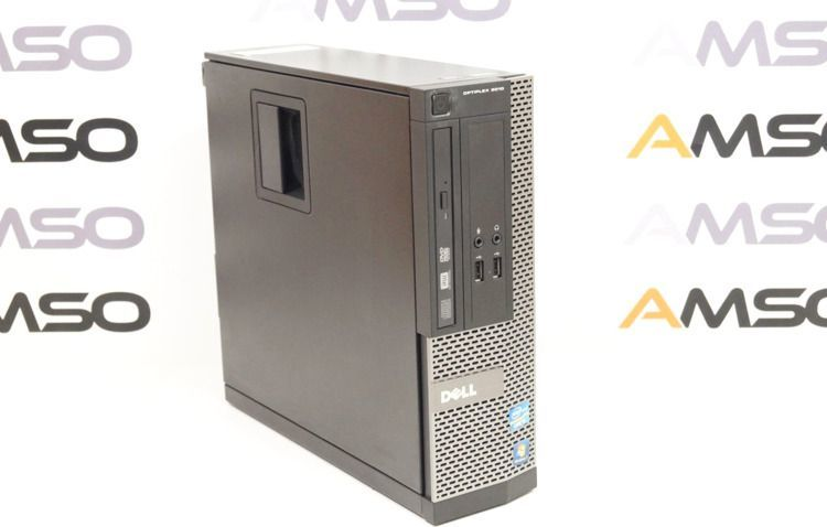 Komputer Dell Dell Optiplex 3010 SFF i5-3470 3.2GHz 4GB 480GB SSD DVD Windows 10 Home PL uniwersalny 1