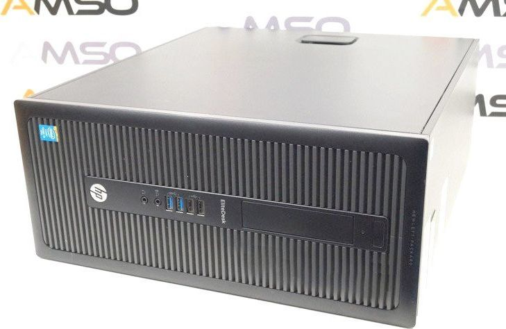 Komputer HP HP EliteDesk 800 G1 Tower i5-4570 3.2GHz 8GB 120GB SSD Windows 10 Home PL uniwersalny 1