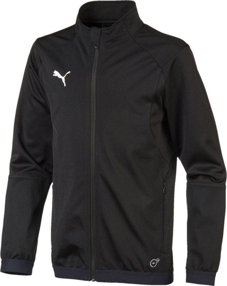 Puma Bluza dziecięca Liga Training Jacket czarna r. 128 (655688 03) 1
