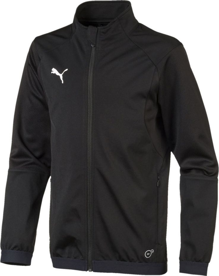 Puma Bluza dziecięca Liga Training Jacket czarna r. 140 (655688 03) 1