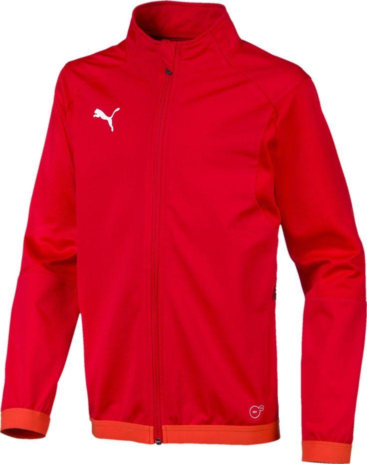 Puma Bluza dziecięca Liga Training Jacket czerwona r. 128 (655688 01) 1
