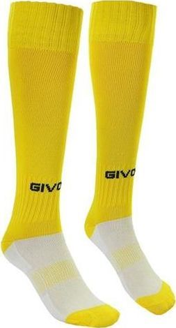 Givova Getry piłkarskie Givova Calcio żółte 30-36 1