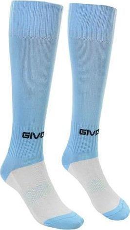 Givova Getry piłkarskie Givova Calcio błękitne 30-36 1