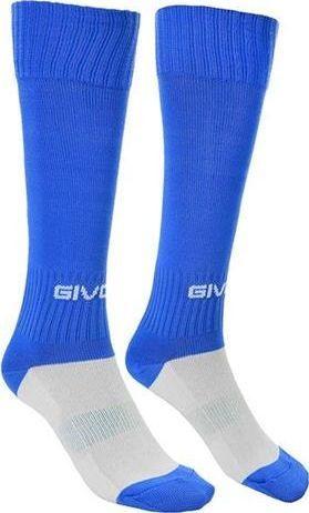Givova Getry piłkarskie Givova Calcio niebieskie 37-40 1