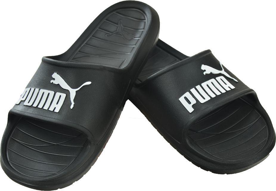 Puma Klapki męskie Divecat v2 czarne r. 46 (369400 01) 1