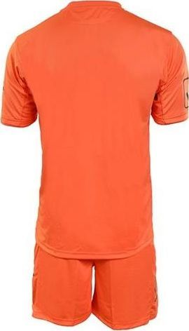 Givova Givova Komplet Piłkarski Kit Mc Pomarańczowy XL 1