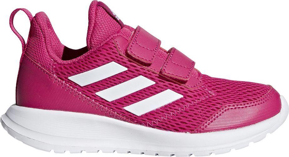Adidas Buty dla dziewczynki adidas AltaRun CF K różowe CG6895 38 2/3 1