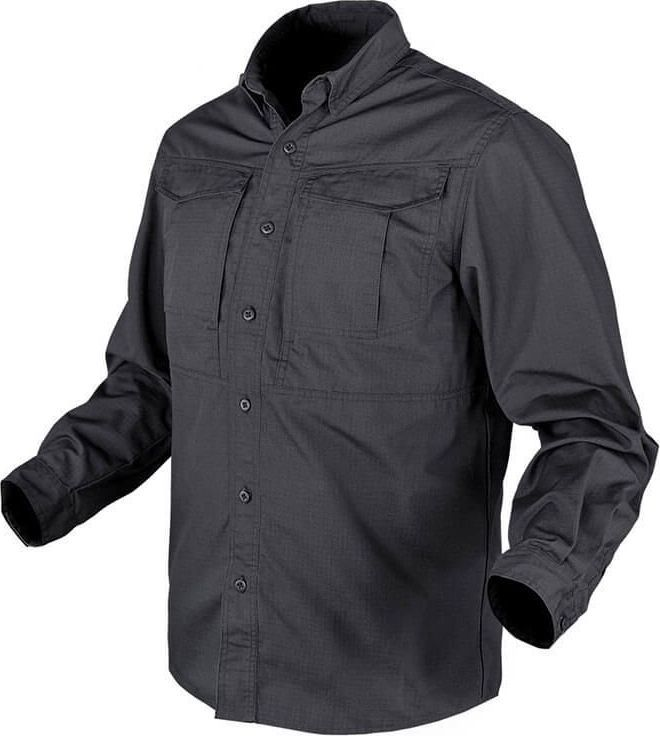 Condor Condor Koszula Taktyczna Tac-Pro Czarna XXL 1