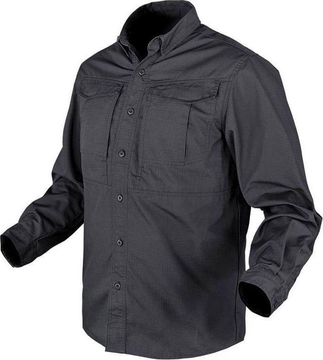 Condor Condor Koszula Taktyczna Tac-Pro Czarna XL 1