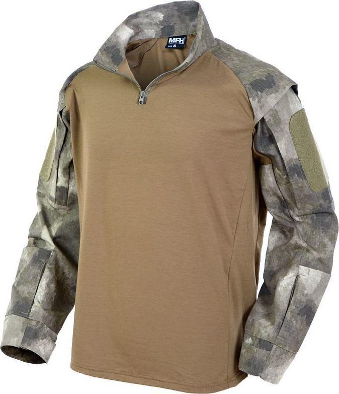 MFH MFH Koszula Taktyczna z Długim Rękawem A-Tacs XL 1