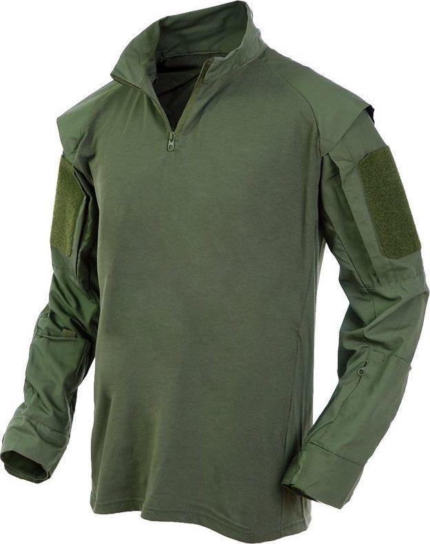 MFH MFH Koszula Taktyczna z Długim Rękawem Olive M 1