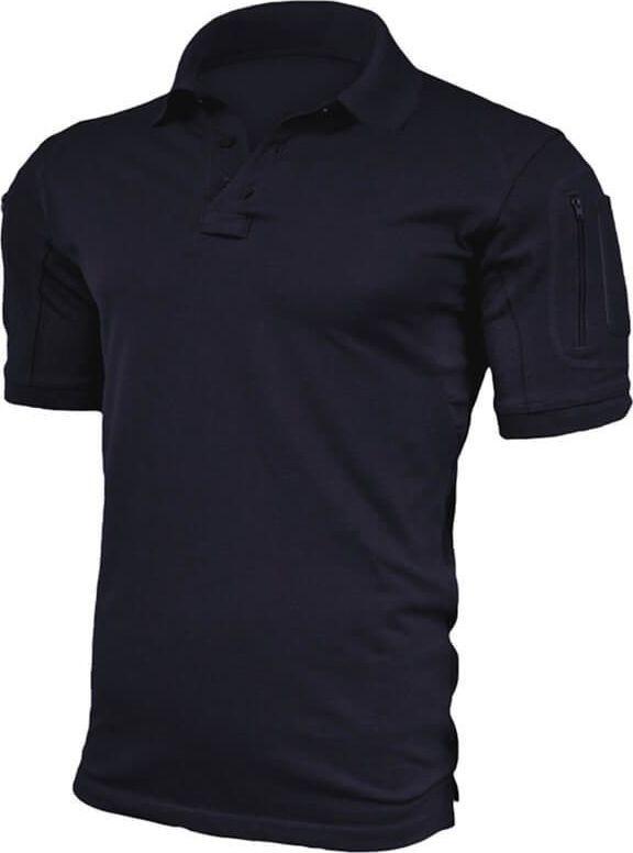 Texar Koszulka męska Polo Elite Pro Navy r. S 1