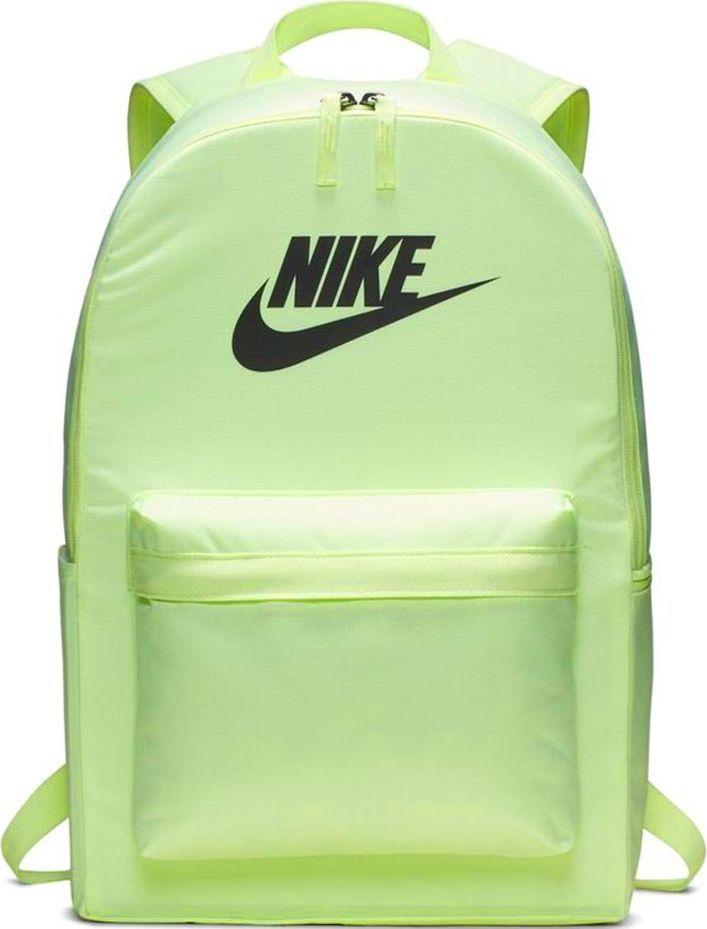 Nike Plecak sportowy Heritage 2.0 żółty (BA5879 701) 1