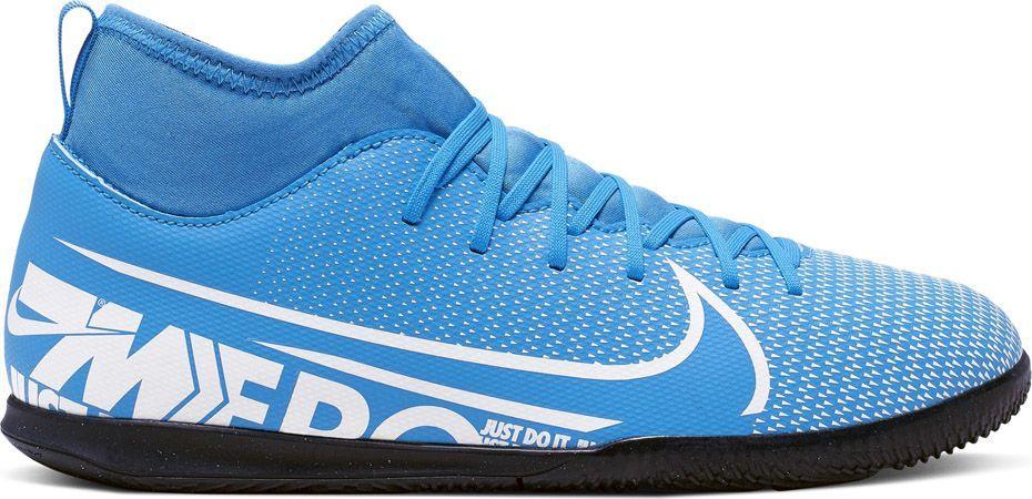 Nike Buty Nike JR Mercurial Superfly 7 Club IC AT8153 414 AT8153 414 niebieski 34 1