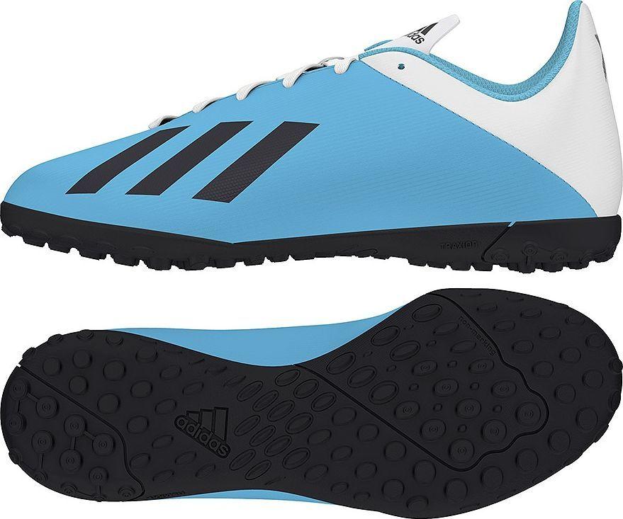 Adidas Buty adidas X 19.4 TF F35347 F35347 niebieski 35 1