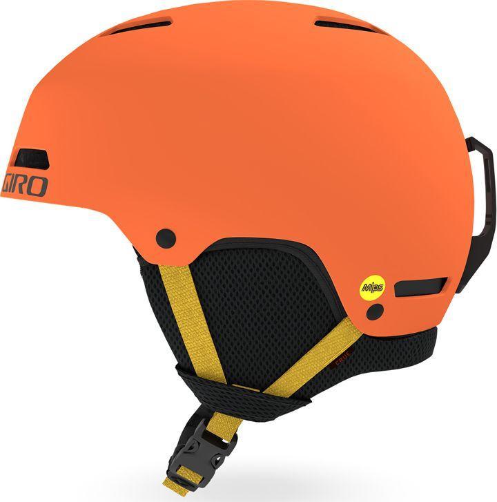 GIRO Kask Crue Mips matte deep orange r. XS (48.5-52 cm) (GR-71050) 1