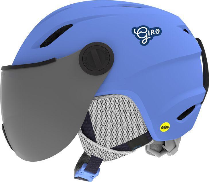 GIRO Kask dziecięcy Buzz Mips matte shine blue r. XS (48.5-52 cm) (GR-71048) 1