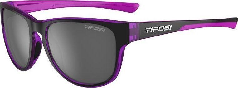 TIFOSI Okulary TIFOSI SMOOVE onyx/ultra-violet (1 szkło Smoke 15,4% transmisja światła) (NEW) 1