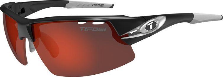 TIFOSI Okulary TIFOSI CRIT CLARION race silver (3szkła Clarion Red 14,5% transmisja światła, AC Red, Clear) (NEW) 1
