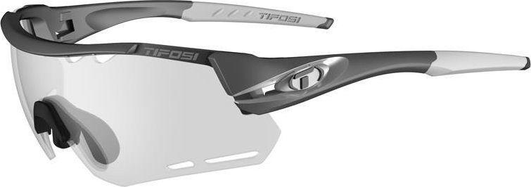 TIFOSI Okulary TIFOSI ALLIANT FOTOTEC gunmetal (1szkło Light Night FOTOCHROM 75,9%-27,7% transmisja światła) (NEW) 1