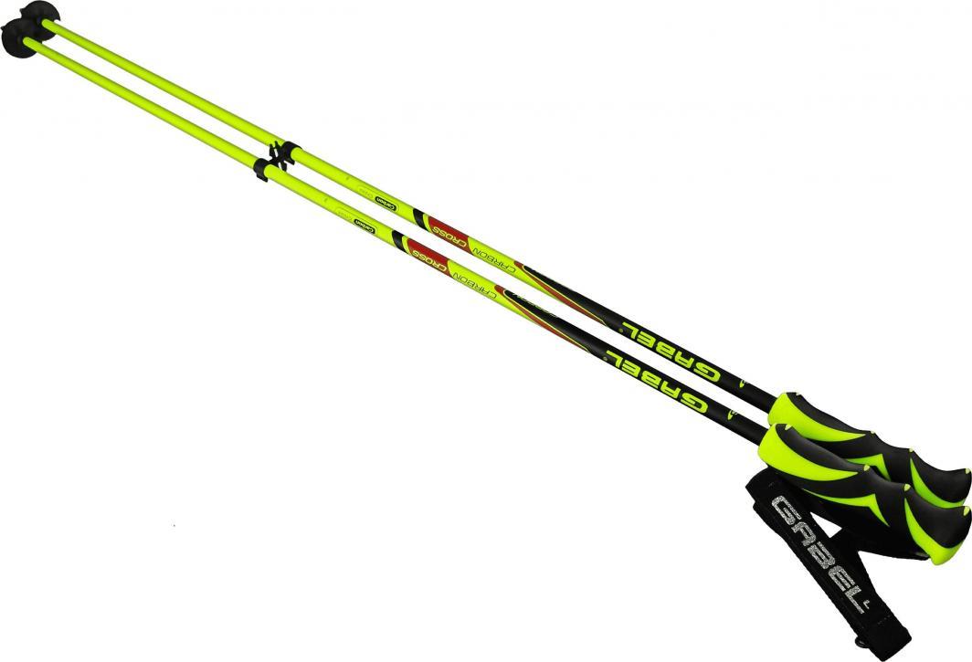 Gabel Kije narciarskie CARBON CROSS LIME CC MATT 135cm 1