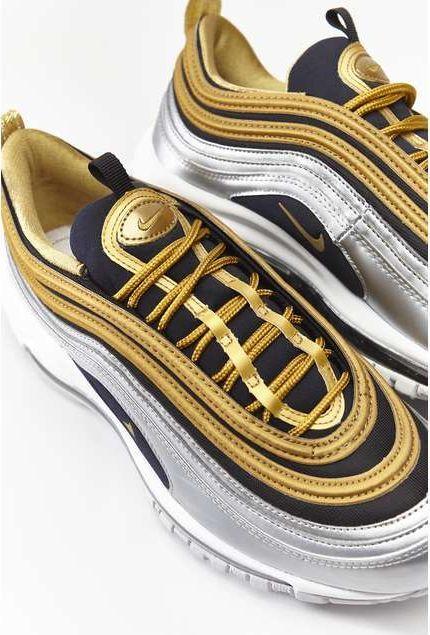 Nike Buty damskie Air Max 97 Se złote r. 39 (AQ4137 700) ID produktu: 6142847