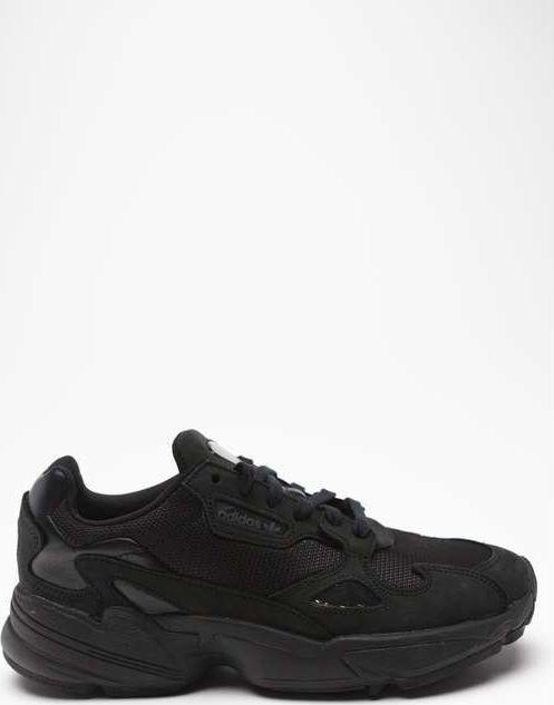 Adidas Buty damskie Falcon W 880 core black grey five r. 36 2/3 (G26880) 1