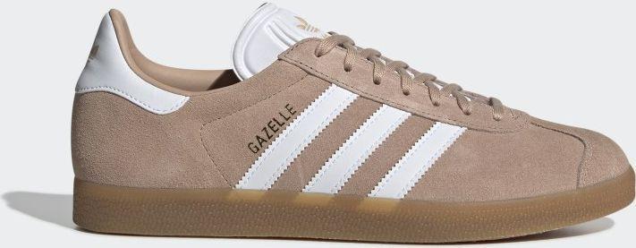 Adidas Buty uniseks Gazelle 467 Ash Pearl Footwear White Gum 3 beżowe r. 44 (CM8467) 1